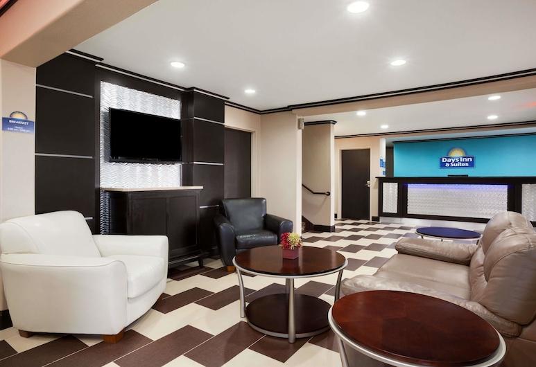 Days Inn & Suites by Wyndham Conroe North, Κονρόε, Ρεσεψιόν