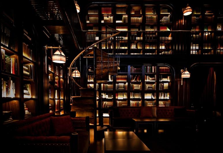 The NoMad Hotel, New York, Hotellounge