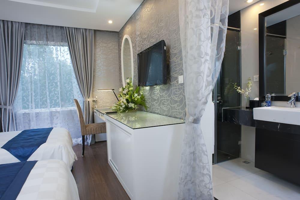 Apartament typu Premier Suite, Łóżko king, widok na miasto - Widok z pokoju