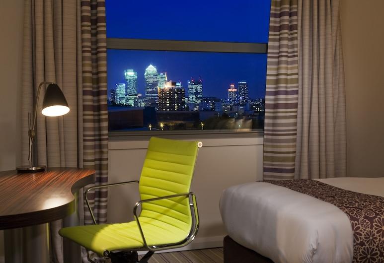 Holiday Inn London - Whitechapel, London, Zimmer, 1 Doppelbett, Nichtraucher, Zimmer