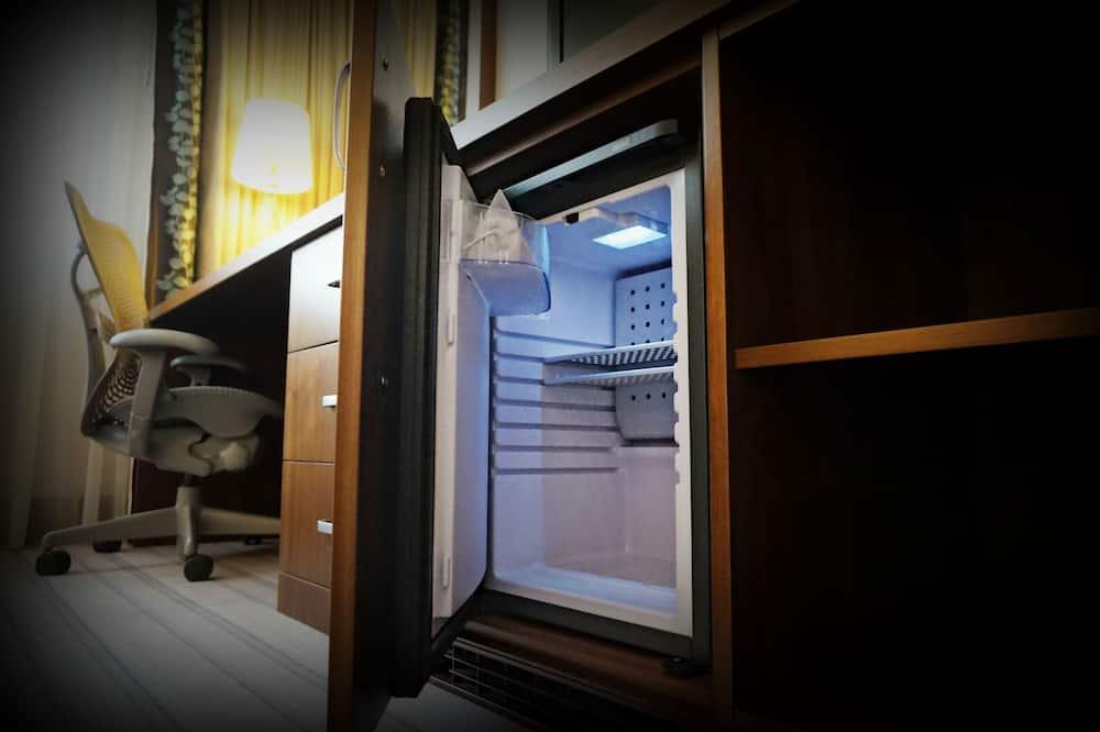 Quarto, 1 cama king-size - Mini-frigorífico