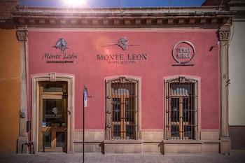 Picture of Monte León Hotel Boutique y Galería in Leon
