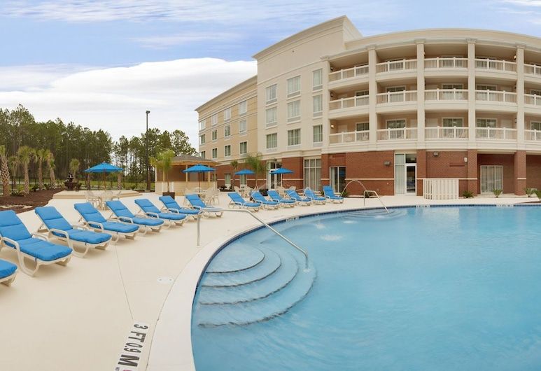 Wiregrass Hotel & Conference Center, Dothan, Piscina all'aperto