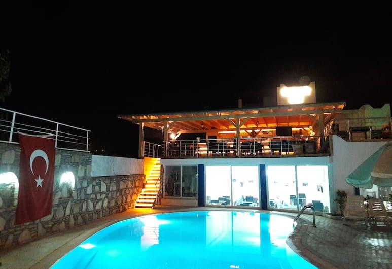 Ministar Hotel, Bodrum, Outdoor Pool