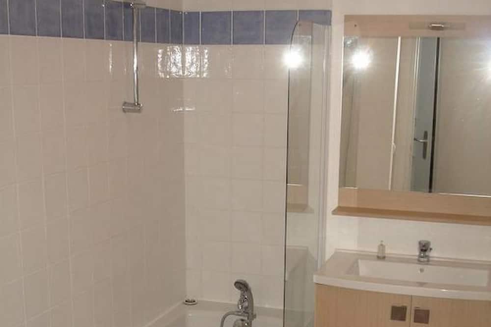 アパートメント 1 ベッドルーム マウンテンビュー (6) - バスルーム