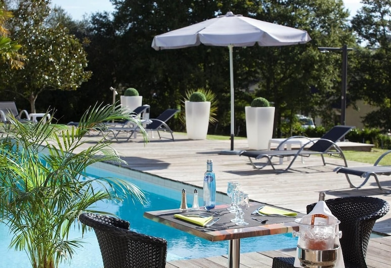 Brit Hotel du Golf Le Lodge, Salies-De-Bearn, Χώρος για ηλιοθεραπεία