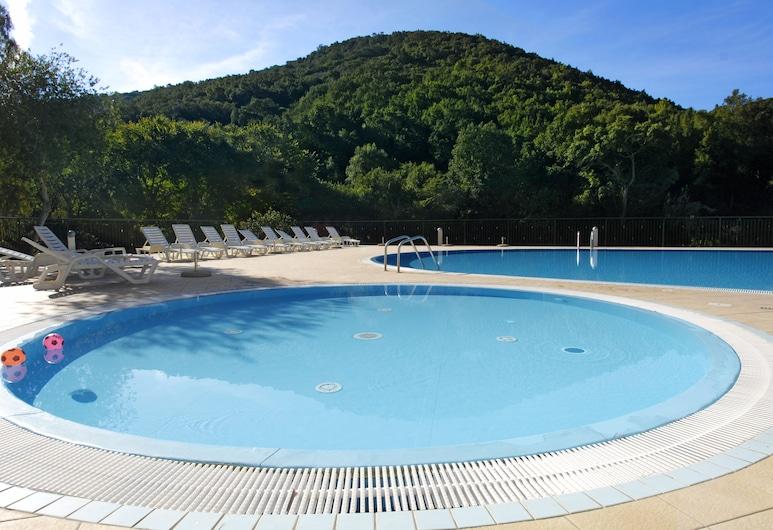 坎納俳野營村酒店, 里奧, 室外泳池