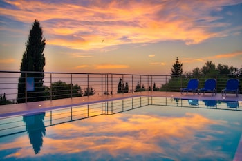 Picture of Studios Vrionis Panoramic Sunset in Kefalonia
