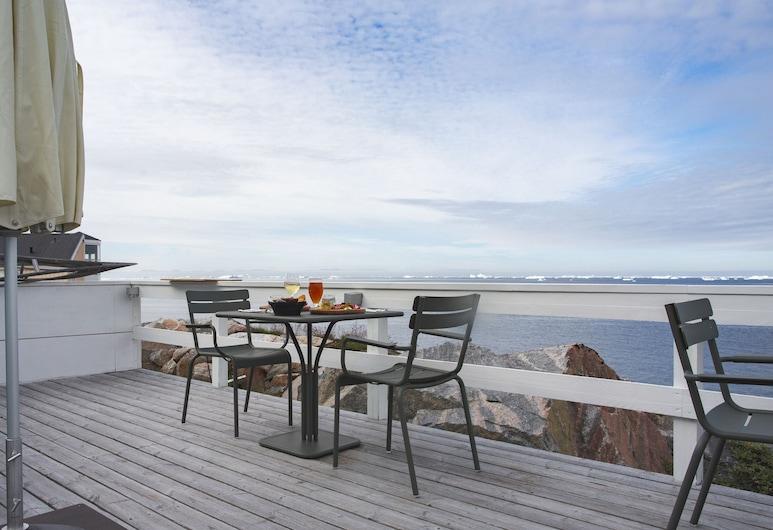 Hotel Icefiord, Ilulissat, Balcón