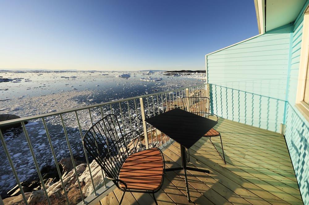Deluxe Room, Patio, Sea View - Balcony View