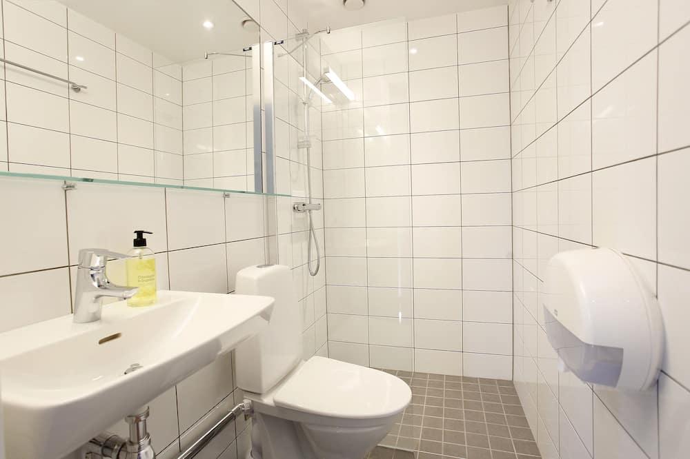Single Room, Ensuite (excluding bed linen/towels) - Bathroom