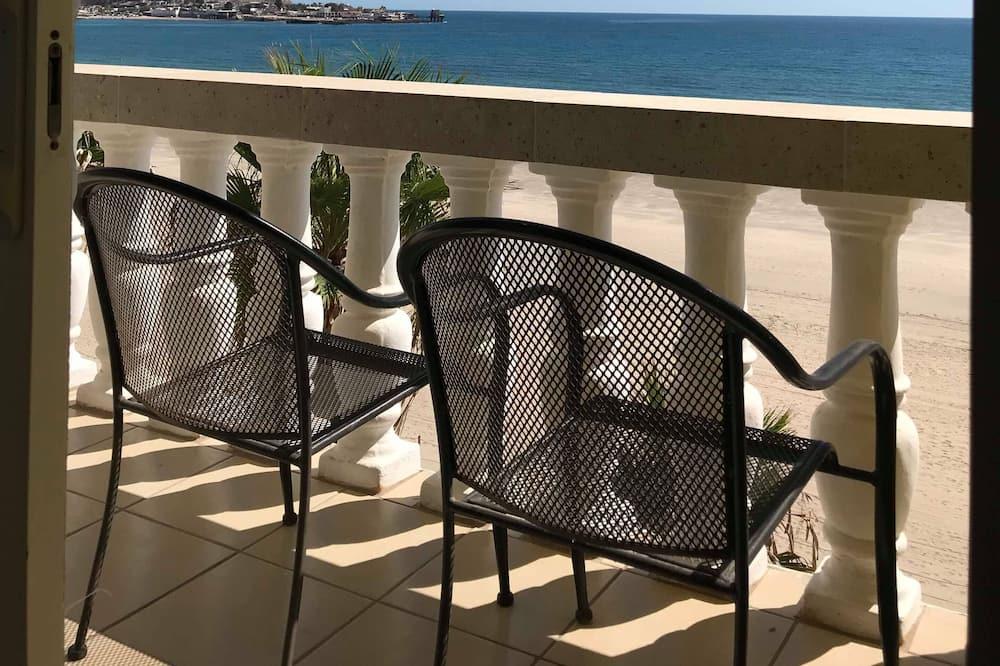 Standardní jednolůžkový pokoj, výhled na oceán - Balkón