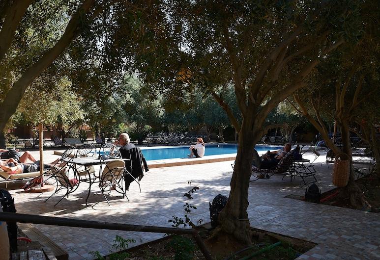 Haven La Chance Desert Hotel, Τάουζ, Family Τετράκλινο Δωμάτιο, Ιδιωτικό Μπάνιο, Θέα στον κήπο