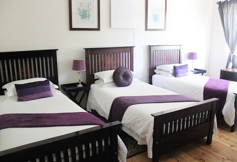 41 on Cedar Bed and Breakfast, Cape Town, Triple Room, Guest Room