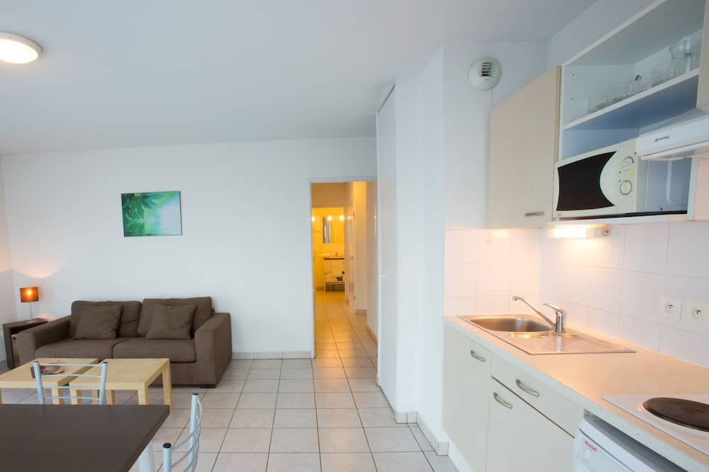 Apartman, 2 spavaće sobe (6 persons) - Dnevni boravak