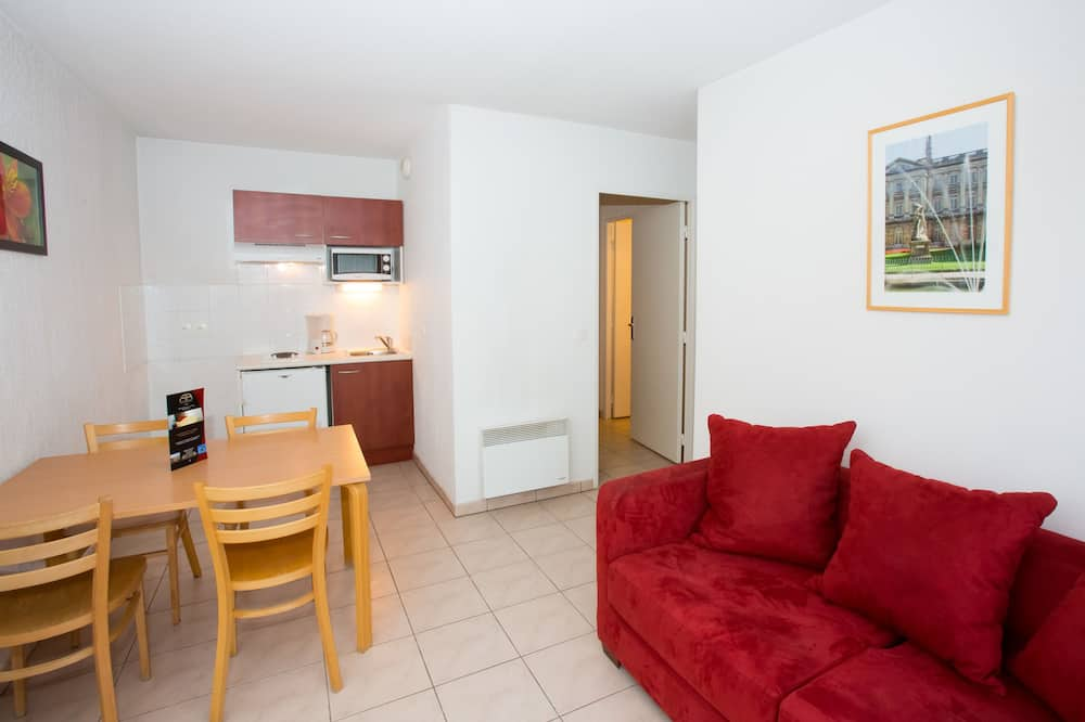 Apartman, 1 spavaća soba (4 persons) - Dnevni boravak