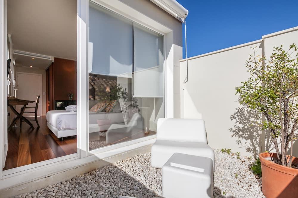 Divvietīgs numurs, terase - Balkons