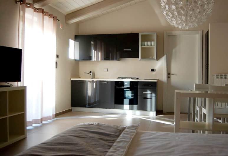 Residenza Il Nespolo, Torino, Monolocale, Angolo cottura privato
