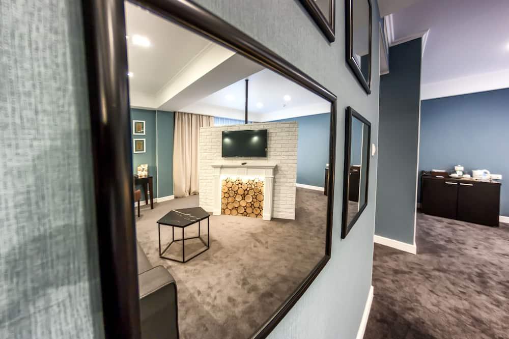 주니어 스튜디오 - 객실 전망