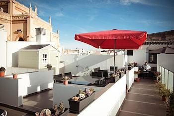 Nuotrauka: Apartamentos San Pablo, Malaga