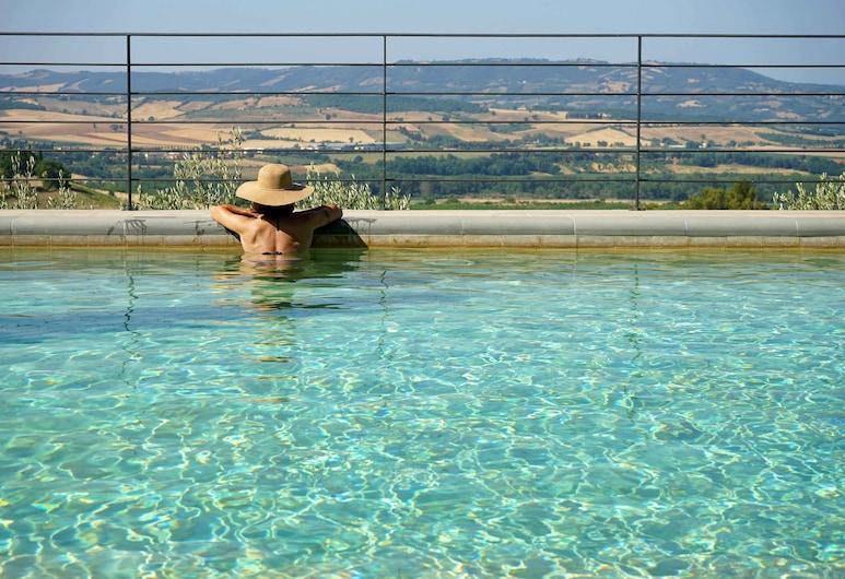 Castello Banfi - Il Borgo, Montalcino, Outdoor Pool