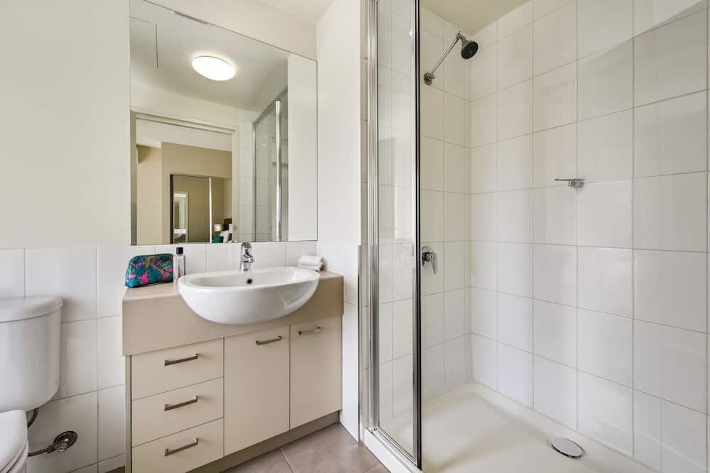 Three Bedroom Apartment - Bathroom