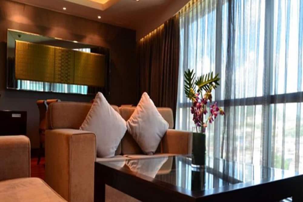 Executive Suite - Зона гостиной