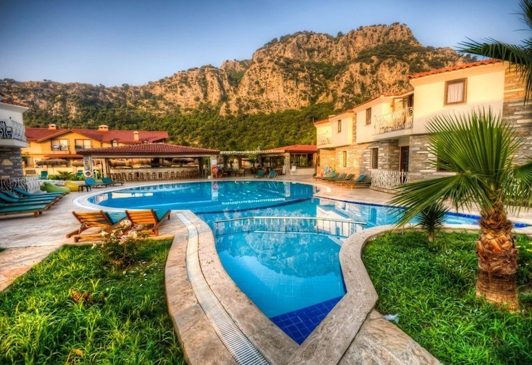 Hotel Calypso Plus, Ortaca, Εξωτερική πισίνα