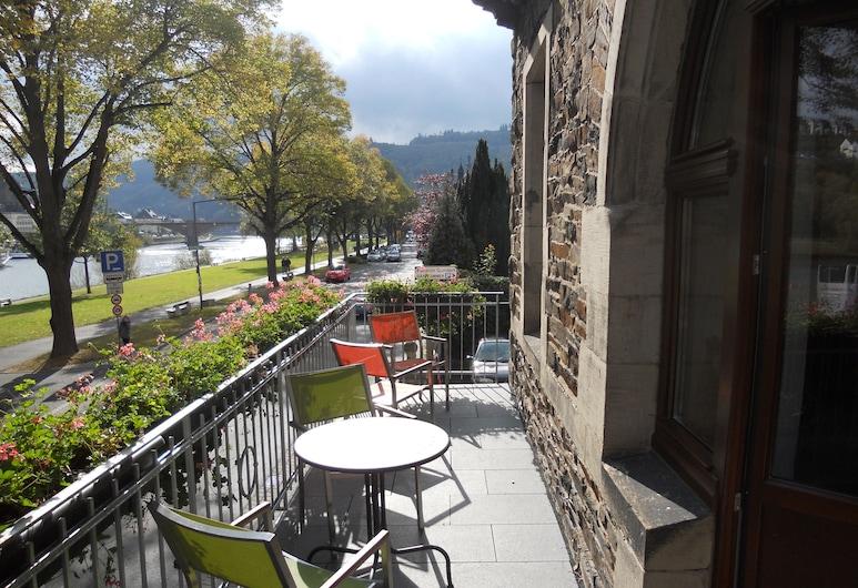Hotel Villa Vinum Cochem, Cochem, Terraza o patio