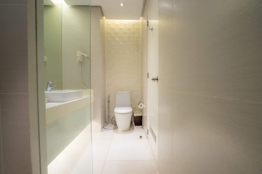 行政套房, 1 張特大雙人床, 城市景觀 - 浴室