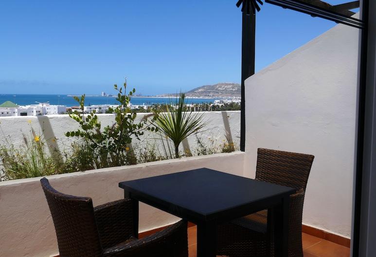 Ocean Atlantic View, Агадир, Стандартные апартаменты, Терраса/ патио