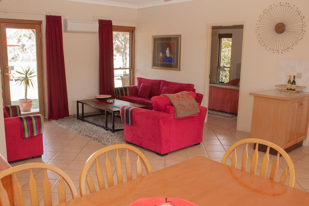 Standard Apartment, 2 Bedrooms (Lodge) - Living Area