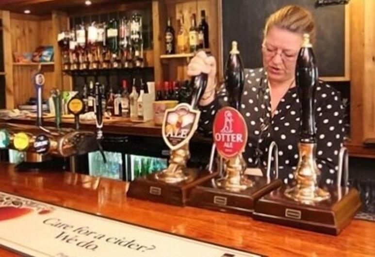 The Kings Head, Bridgwater, Bar del hotel