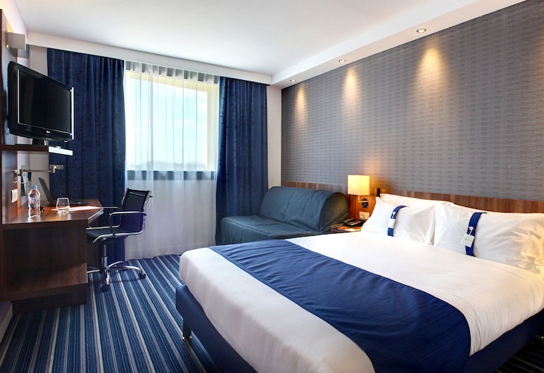Holiday Inn Express Montpellier - Odysseum, Montpellier, Chambre Supérieure, Chambre