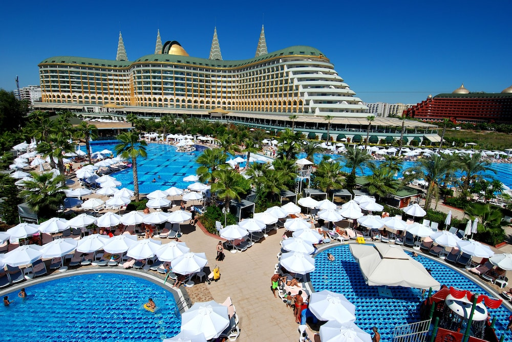 Delphin Imperial All Inclusive Antalya