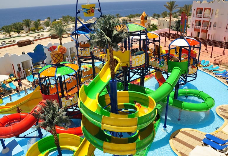 SUNRISE Diamond Beach Resort, Sharm El-Sheikh, Wasserpark