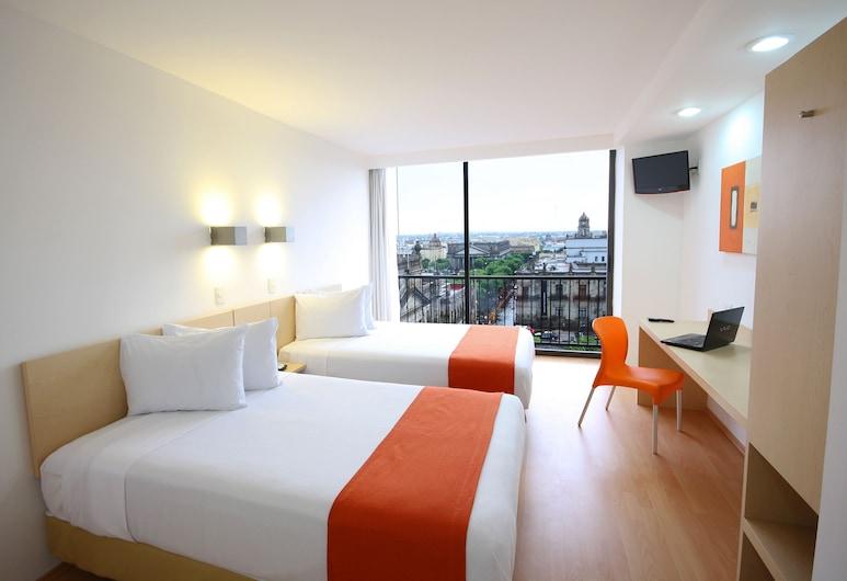 One Guadalajara Centro Histórico, Гвадалахара, Номер категорії «Superior», 2 двоспальних ліжка, Номер