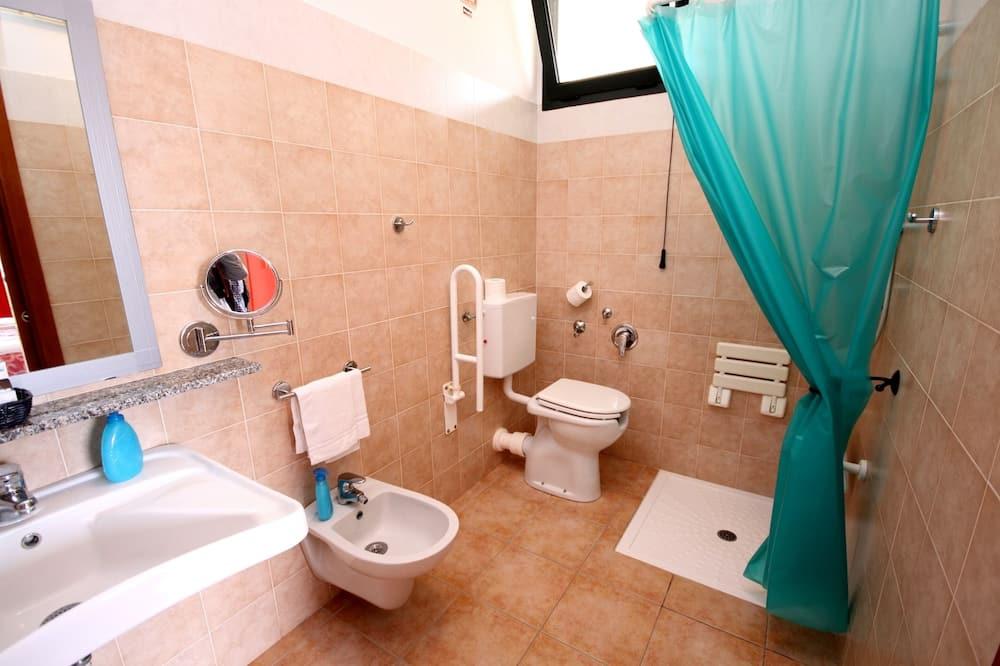 基本雙人或雙床房, 私人浴室 - 浴室