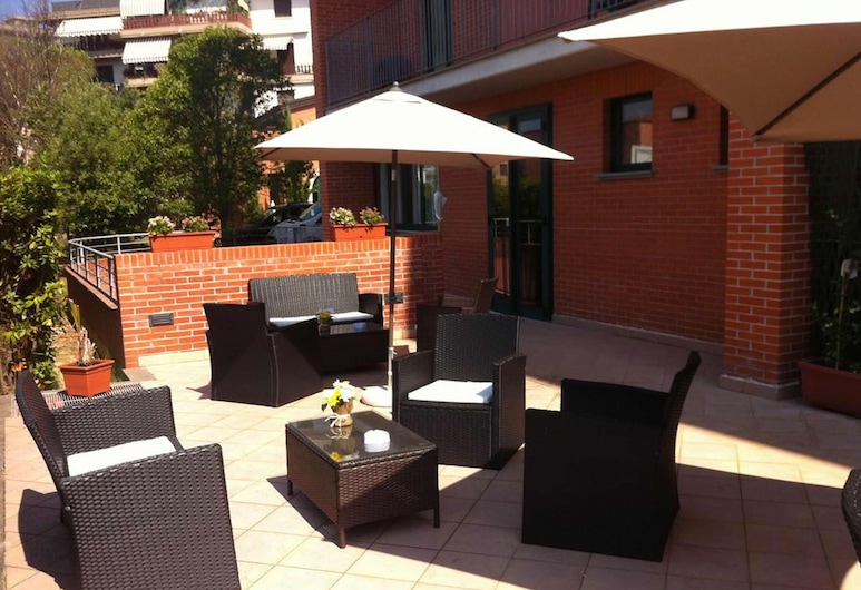 Casa Betania, Pisa, Terrace/Patio