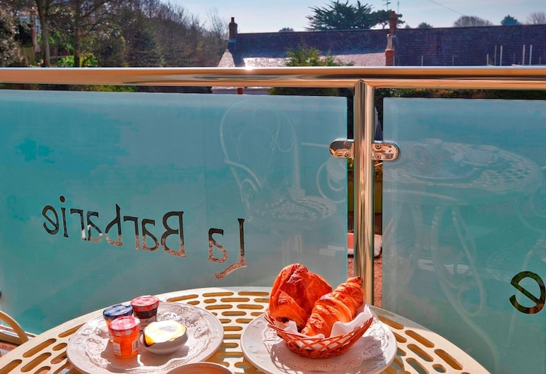 La Barbarie Hotel, St. Martins, Poolside Deluxe with Terrace or Balcony, Balkon