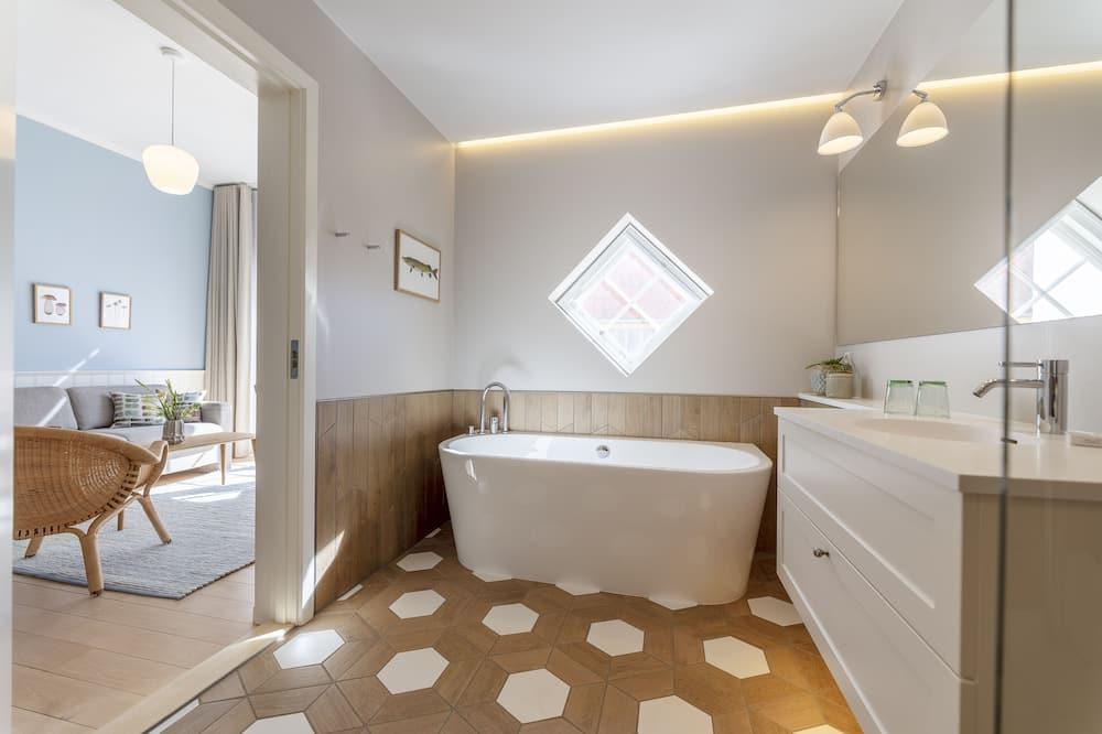 普通套房, 浴缸 - 浴室