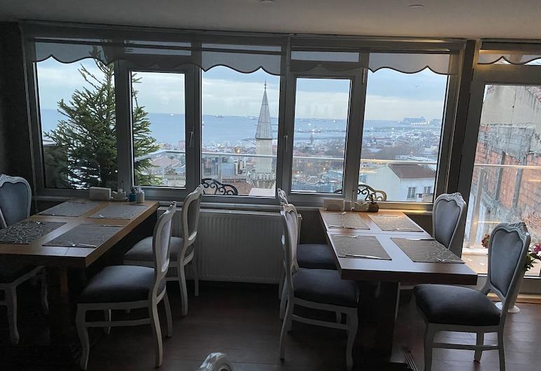 Muyan Suites, Istanbul, Frokostområde