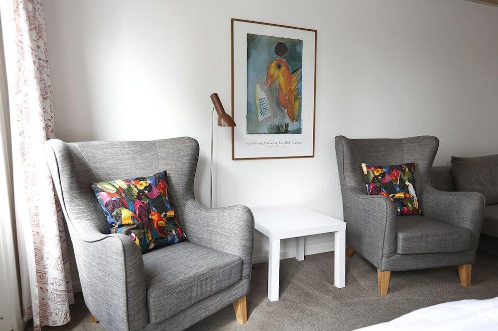 Rodinný pokoj - Obývací prostor