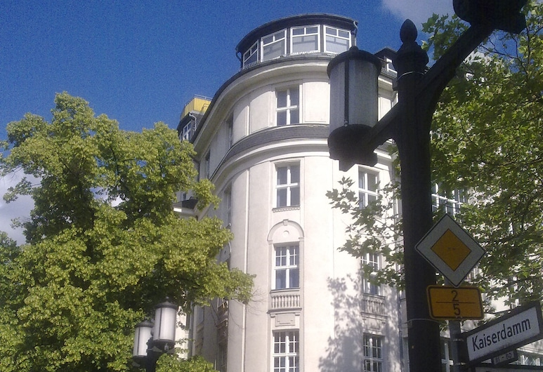 Hotel Pension Gribnitz, Berlin