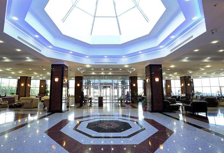 Eser Diamond Hotel & Convention Center, Σιλιβρί, Καθιστικό στο λόμπι