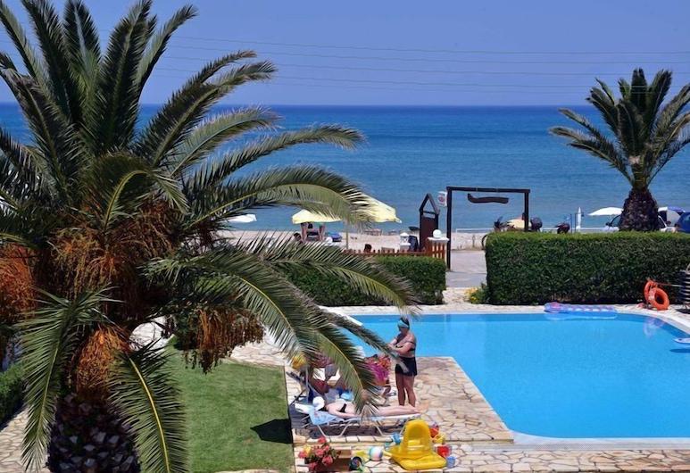 Filorian Hotel Apartments, Corfu, Piscina Exterior