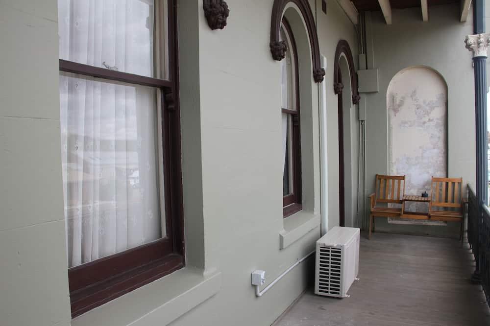 """Familienzimmer """"Heritage"""" - Balkon"""