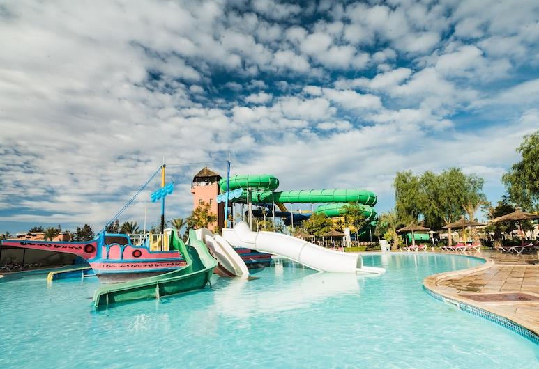 Aqua Fun Club Marrakech All Inclusive, Sidi Abdallah Ghiat, Parc aquatique