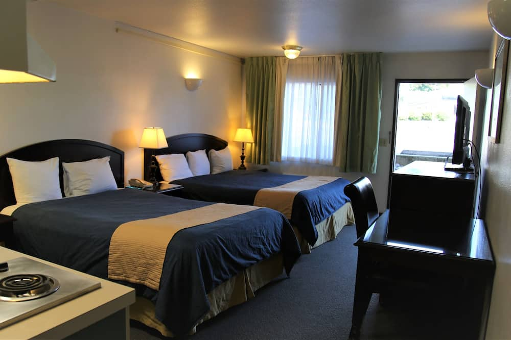 Double Room, Accessible - Bilik Tamu