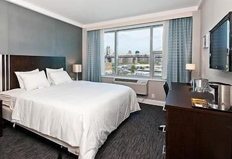 Wyndham Garden Long Island City, Long Island City, Standard Room, 1 King Bed, Non Smoking (Standard Plus), Guest Room